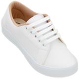 Tênis Feminino Branco 750