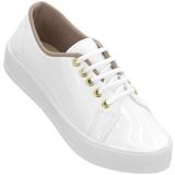 Tênis Feminino Branco 600