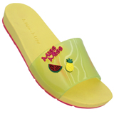 Chinelo Miss Miss verde 10060