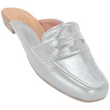 Sapato feminino Mule 035 Prata