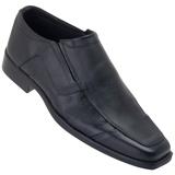 Sapato masculino Atenas 095 Preto