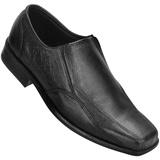 Sapato Masculino Mid Way Elástico 310