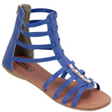 Sand�lia Gladiadora Atenas 1610 II Azul
