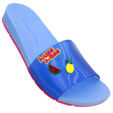Chinelo Miss Miss Azul 10060