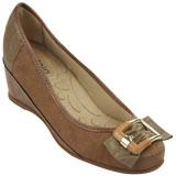 Sapato Anabela Azaleia 206/740