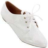 26bb5740d Sapato oxford feminino 4011VZ Branco