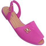 Sandália Avarca Via Bag 088 Pink