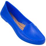 Mocassim Feminino Miss Miss 9800 Azul