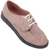 Sapato Oxford feminino Atenas 4006 Rato
