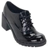 Sapato feminino Redak 1258 Preta
