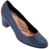 Sapato feminino Piccadilly 110072 Marinho
