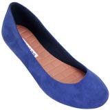 Sapatilha feminina Kalyta 2129 Redondo Azul