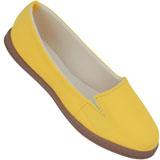 Sapatilha Feminina Atenas 2230 Amarelo