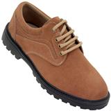 Sapato Casual masculino Atenas 012 Ferrugem