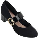Sapato feminino Beira Rio 4777349 Preto