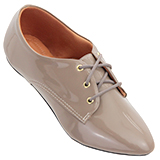 Sapato Oxford Feminino 4011VZ Rato
