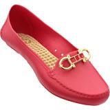 Sapatilha Feminina Lara Shoes Vermelha