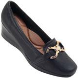 Sapato feminino Piccadilly 180131 Preto