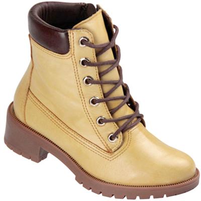 Bota Ramarim Coturno amarela 1550105