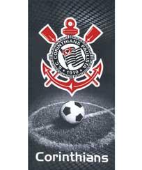 Toalha Praia Dohler Velour Corinthians 06
