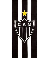 Toalha Praia Dohler Velour - Atlético Mineiro 05