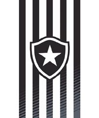 Toalha Praia Dohler Velour Estampado - Botafogo 06