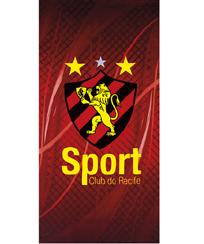 Toalha Praia Dohler Velour - Sport Club Recife 06