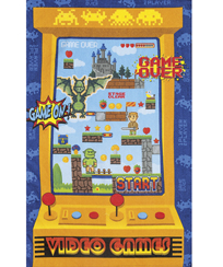 Toalha Banho Dohler Felpudo - Game 01