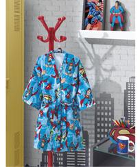 Roupão Infantil Dohler Velour - Superman 08