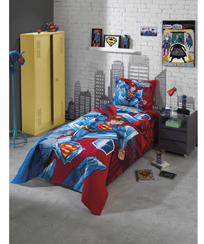 Kit Colcha Dohler AM-4433 - Superman 07