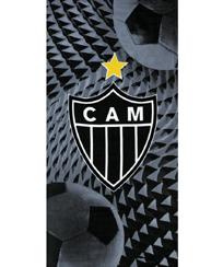 Toalha Praia Dohler Velour - Atlético Mineiro 06 - 76x152cm
