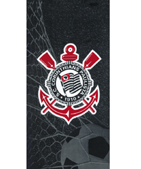Toalha Praia Dohler Velour - Corinthians 08