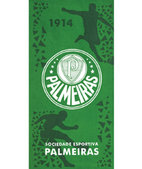 Toalha Praia Dohler Velour - Palmeiras 05