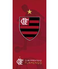 Toalha Praia Dohler Velour Flamengo 11