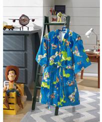 Roupão Infantil Dohler Velour - Toy Story 02