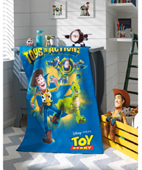 Toalha Banho Dohler Felpudo - Toy Story 04