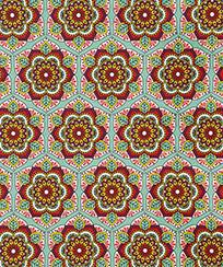 Tecido para Patchwork AM-2594 Estampado -  Mandala - 5494