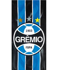 Toalha Praia Dohler Velour - Grêmio 09 - 70x140cm