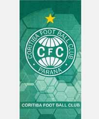 Toalha Praia Dohler Velour - Coritiba 06 - 70X140CM