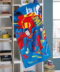 Toalha Banho Dohler Velour Licenciado - Superman 16