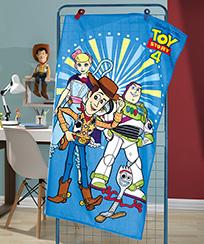 Toalha Banho Döhler Velour Licenciado - Toy Story 07