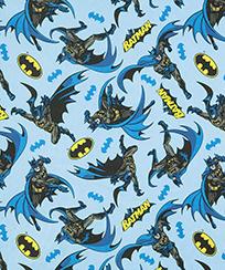 Tecido Para Patchwork Licenciado II - Batman 09