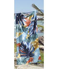 Toalha Praia Dohler Velour - Tropical 03 - 76x152cm