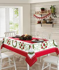 Toalha de Mesa Dohler Athenas Estampado - Natal 91