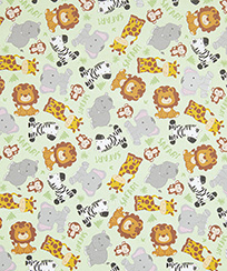 Tecido Tricoline AM-5061 Estampado Digital - 5743 D