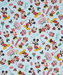 Tecido Tricoline AM-5061 Estampado Digital Licenciado III - Mickey e Minnie 12 D