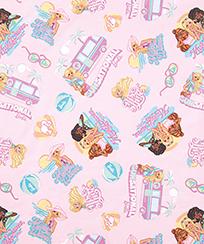 Tecido Tricoline AM-5061 Estampado Digital Licenciado II - Barbie 20 D
