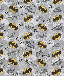 Tecido Tricoline AM-5061 Estampado Digital Licenciado II - Batman 13 D