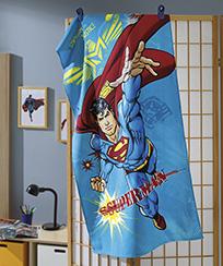 Toalha Banho Dohler Velour Licenciado - Superman 23
