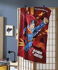 Toalha Banho Dohler Felpudo Licenciado - Superman 25